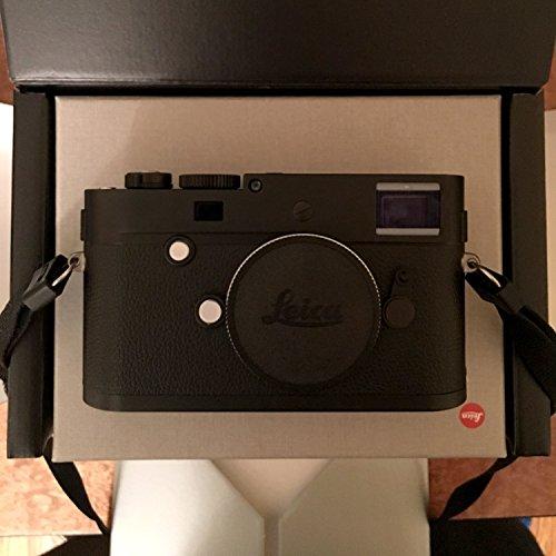 Leica M Monochrom (Typ 246) Digital Rangefinder Camera Body, 24MP, Black& White Image Sensor, Black