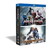 Power Rangers + Pacific Rim [Francia] [Blu-ray]