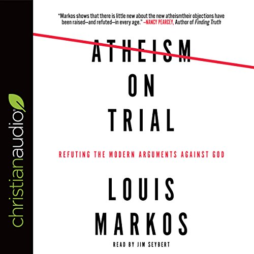 Atheism on Trial audiobook cover art