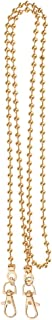Prettyia 120cm Beads Chain Cross Body Shoulder Bag Chain Replacement Purse Making Chain