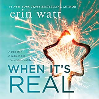 When It's Real                   By:                                                                                                                                 Erin Watt                               Narrated by:                                                                                                                                 Caitlin Kelly,                                                                                        Teddy Hamilton                      Length: 11 hrs and 47 mins     358 ratings     Overall 4.6