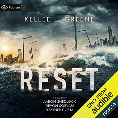 Reset: Publisher's Pack cover art