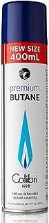 Colibri Premium butaan voor alle navulbare butaanaanstekers, 400 ml