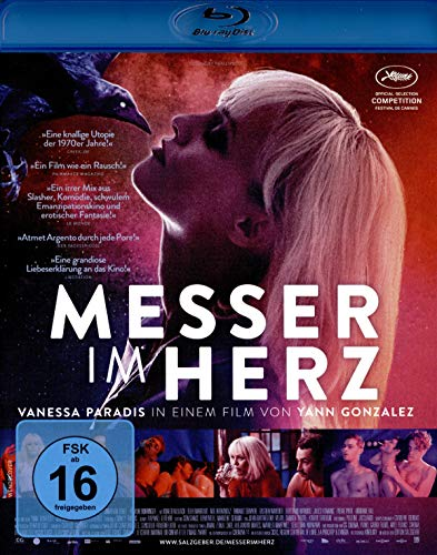 Messer im Herz [Blu-ray]