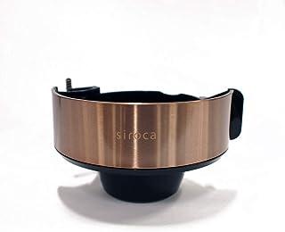 シロカ コーン式コーヒーメーカー バスケット(カッパーブラウン) SC-C123BK (対応型番:SC-C123)