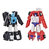Transformers Toys Generations War for Cybertron: Siege Micromaster Wfc-S19 Autobot Rescue Patrol 2 Pack Action Figure - Adults & Kids Ages 8 & Up, 1.5'