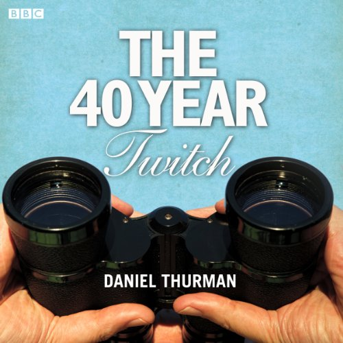 The 40-Year Twitch audiobook cover art