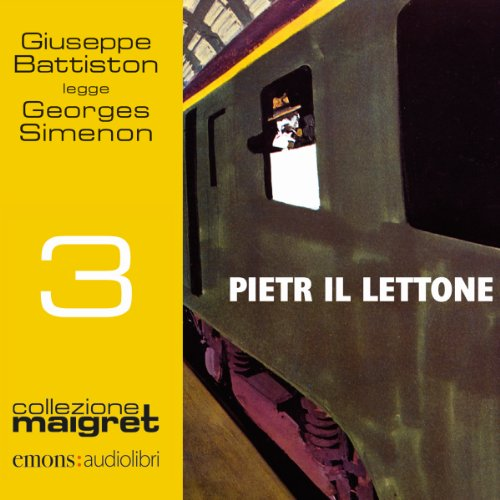 Pietr il lettone audiobook cover art