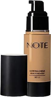 Note Mattifying Extreme Wear Foundation 04 - Sand