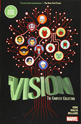 Compare Textbook Prices for Vision: The Complete Collection  ISBN 9781302920555 by Walta, Gabriel Hernandez,King, Tom
