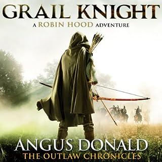 Grail Knight cover art