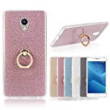Funda® Ring Brackets Case + 1 Glass Screen Protector for