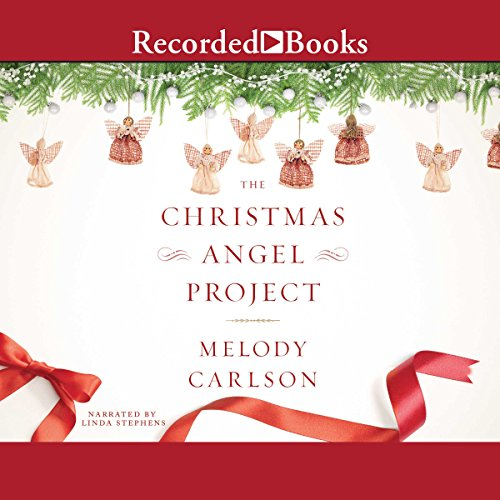 The Christmas Angel Project audiobook cover art
