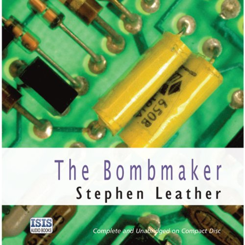 The Bombmaker audiobook cover art