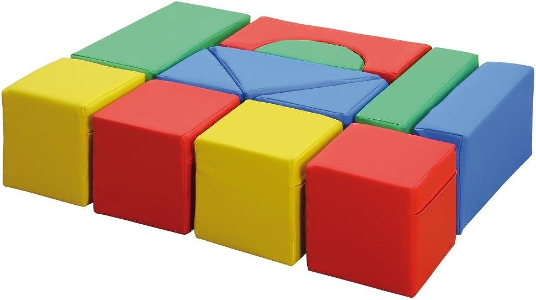 Erzi Maxi Soft Blocks Holzspielzeug, 76 x 57 x 19 cm B0017TXH4O  Üppiges Design       Schön