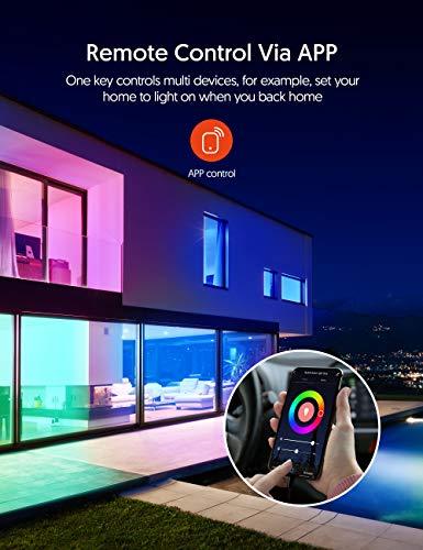 TECKIN Striscia LED RGB 5 metri