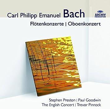 C.Ph.E. Bach: Flöten/Oboenkonzerte (Audior)