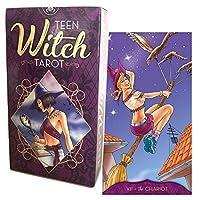 タロットカード 78枚 タロット占い 【 ティーン ウィッチ タロット Teen Witch Tarot 】日本語解説書付き [正規品]