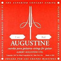 AUGUSTINE/オーガスチン RED Set×3セット ナイロン弦