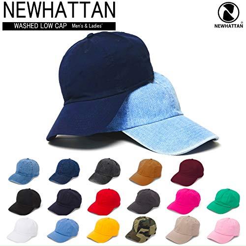 newhattan(ニューハッタン)『野球ローキャップツイル(nh-02)』