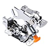 AIHOMETM Universal Ruffler Sewing Machine Presser Foot for All Singer Brother Babylock Viking New Home Simplicity Necchi Elna Models by AIHOME