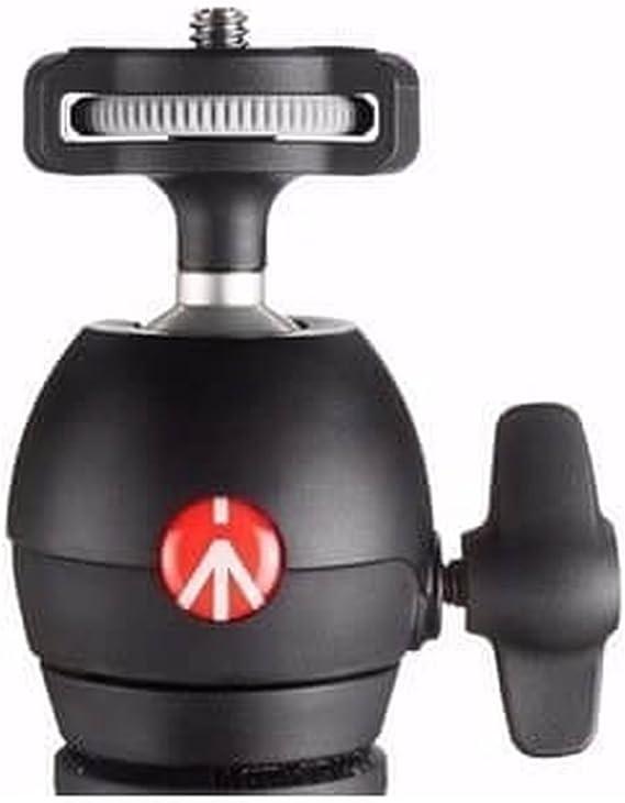 Manfrotto Compact Light - Trípode completo, negro: Amazon.es: Electrónica