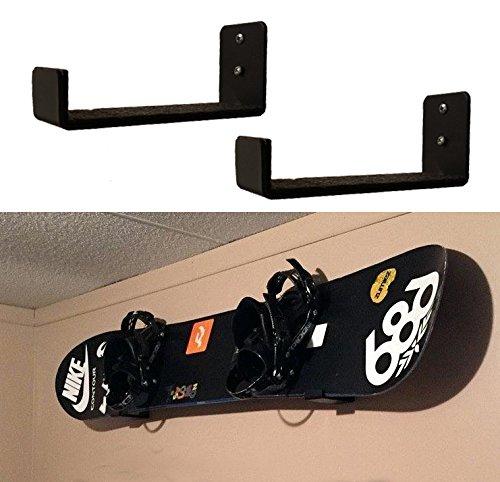 Snowboard Wall Mount | Display Wall Rack | Surfobard Racy wall mount