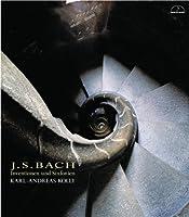 J.S.バッハ:インヴェンションとシンフォニア