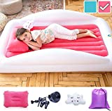 Sleepah Inflatable Toddler Travel Bed – Inflatable &...
