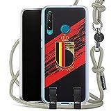 DeinDesign Coque Collier Compatible avec Huawei Honor 20 Lite Coque avec Cordon Coque avec Cordon...
