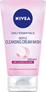 NIVEA Daily Essentials Gentle Cleansing Cream Wash, 150ml