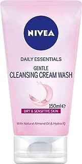 NIVEA Daily Essentials Gentle Cleansing Cream Wash, 150ml