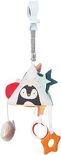 اسباب بازی های تفنگ اسباب بازی Taf Toys | 3+ ماه تقویت کننده کنجکاوی کودک ، ارتقاء تخیل ، احساسات و مهارت های حرکتی ، پراید ، صندوق عقب و صندلی اتومبیل