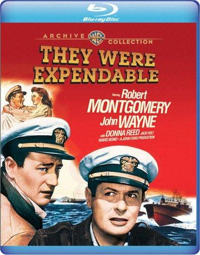They Were Expendable [Edizione: Stati Uniti]