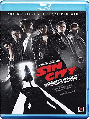 Sin city - Una donna per uccidere(2D+3D) [3D Blu-ray] [IT Import]