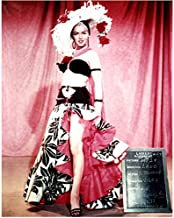 There's No Business Like Show Business Marilyn Monroe Ruffled Dress Costume Screen Test 8 x 10 Photo