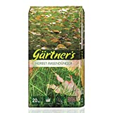 Gärtner's Herbstrasendünger 20 kg I Rasen düngen mit Extraportion Kalium