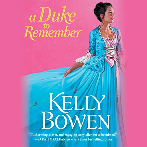A Duke to Remember cover art