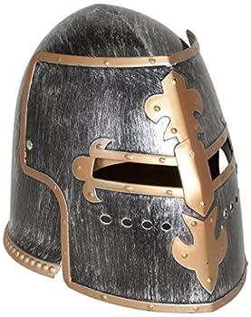 knight helmet costume