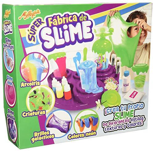 juguetes para hacer slime fabricante Mi Alegria