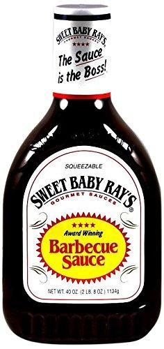 Sweet Baby Rays Barbecue Sauce, Original, 40 oz