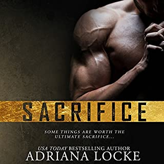 Sacrifice                   By:                                                                                                                                 Adriana Locke                               Narrated by:                                                                                                                                 Wen Ross,                                                                                        Kai Kennicott                      Length: 11 hrs and 28 mins     202 ratings     Overall 4.5