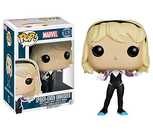 Spider-Gwen Unhooded