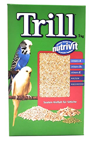TRILL Saaten - Saaten - Vielfalt Sittich (3 x 1kg)