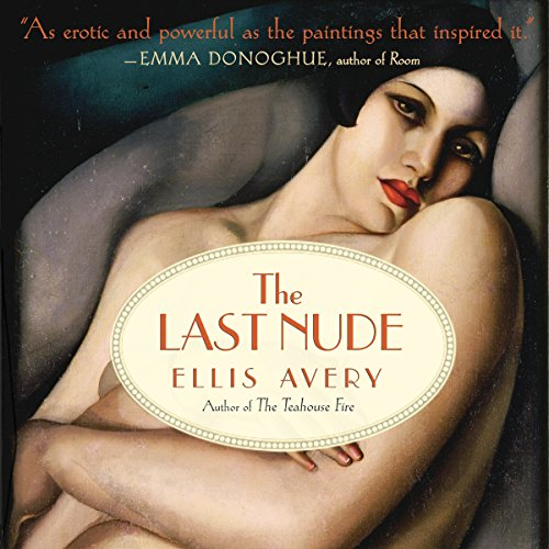 The Last Nude audiobook cover art