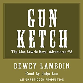 Couverture de The Gun Ketch