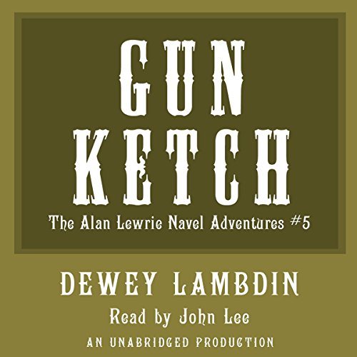 The Gun Ketch cover art