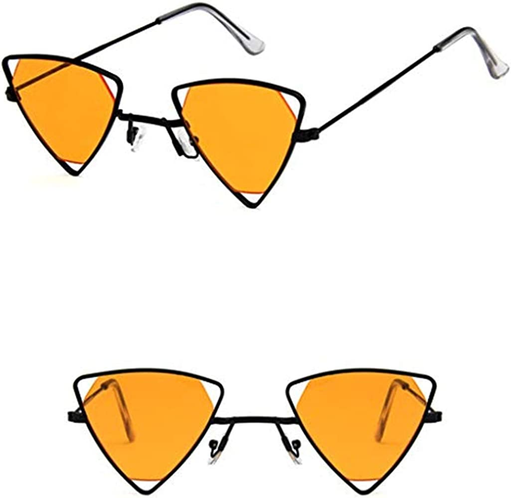 Shiratori Retro Classic Trendy Stylish Sunglasses for Women 100/% UV Protection Triangle Designer Style