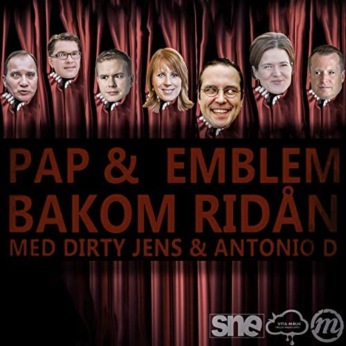 Pap & Emblem feat. Don Carlsson, Dirty Jens & Antonio D