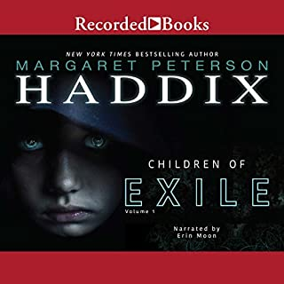 Children of Exile audiobook cover art